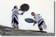 Nukariik Inuit throat singing