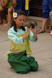 Angkor Dance Troupe, Cambodian Folk Dance